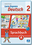 Lern:Express - Deutsch 2 | Sprachbuch